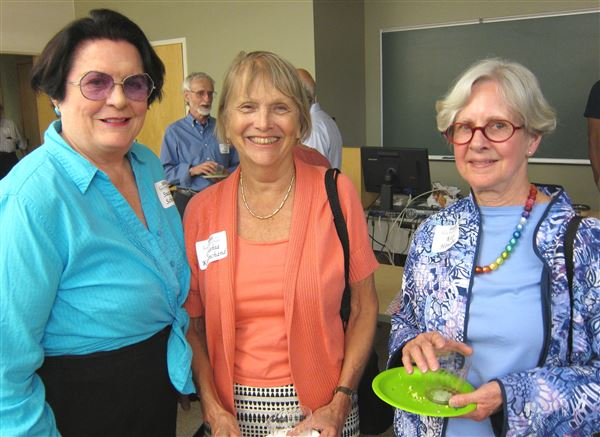 2015 Summer Membership Gathering held June 14, at the Tuttleman Center, Philadelphia University.