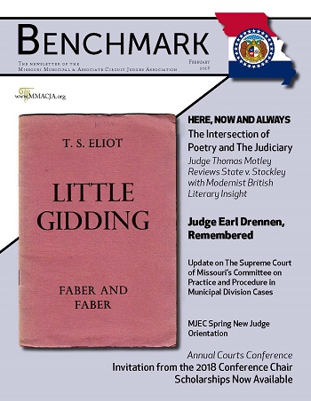 Benchmark - Feb 2018 cover
