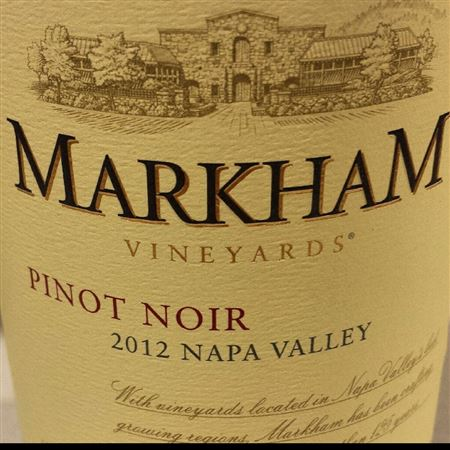 Great Pinot Noir!