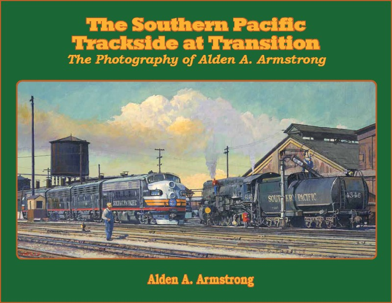Book, The Southern Pacific Trackside at Transition