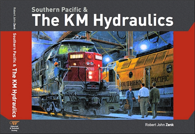 Book, Southern Pacific and the K-M Hydraulics