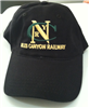Cap, Black with NCRY Logo - click to view details