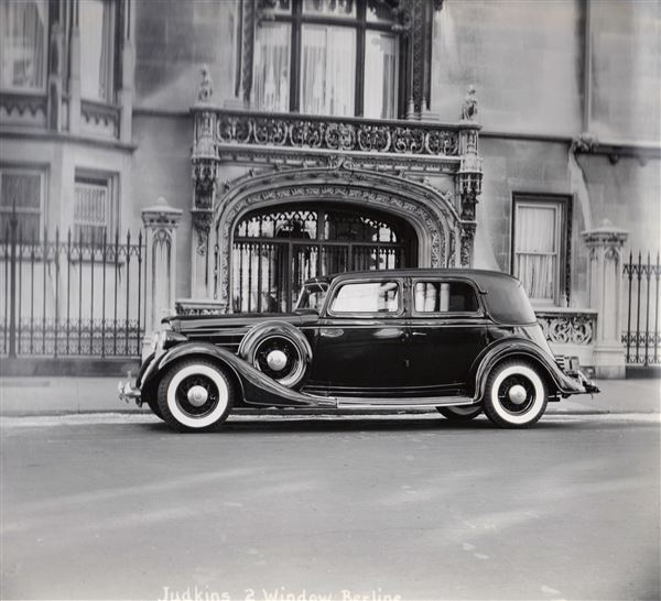 Vintage Lincoln Photos sent in by member Bob Marcks from Scottsdale, Arizona