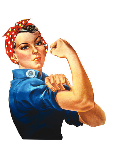 Rosie The Riveter GGG