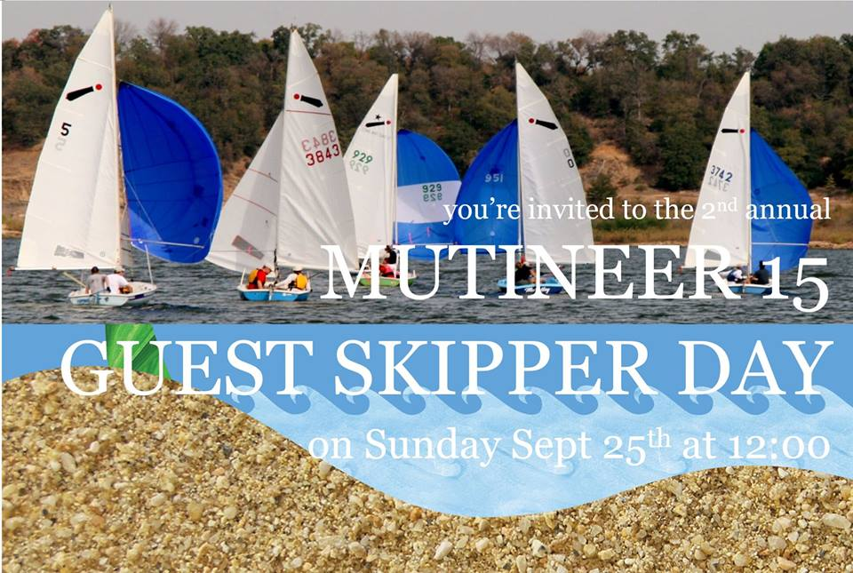 Mutineer Guest Skipper Day