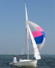 Day Sailer spinnaker