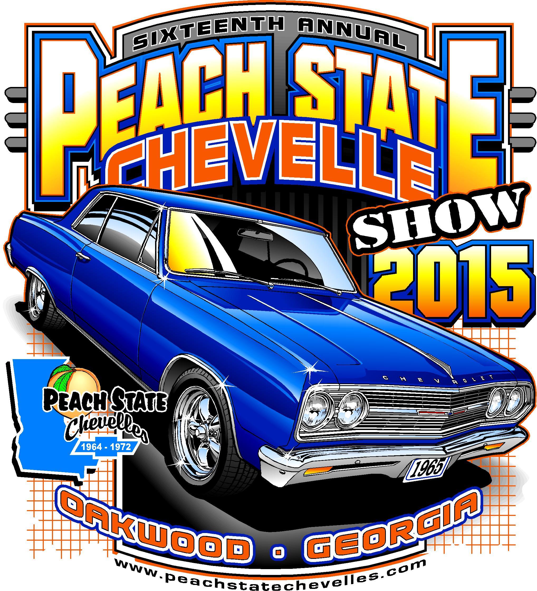 psc show Peach State Chevelles