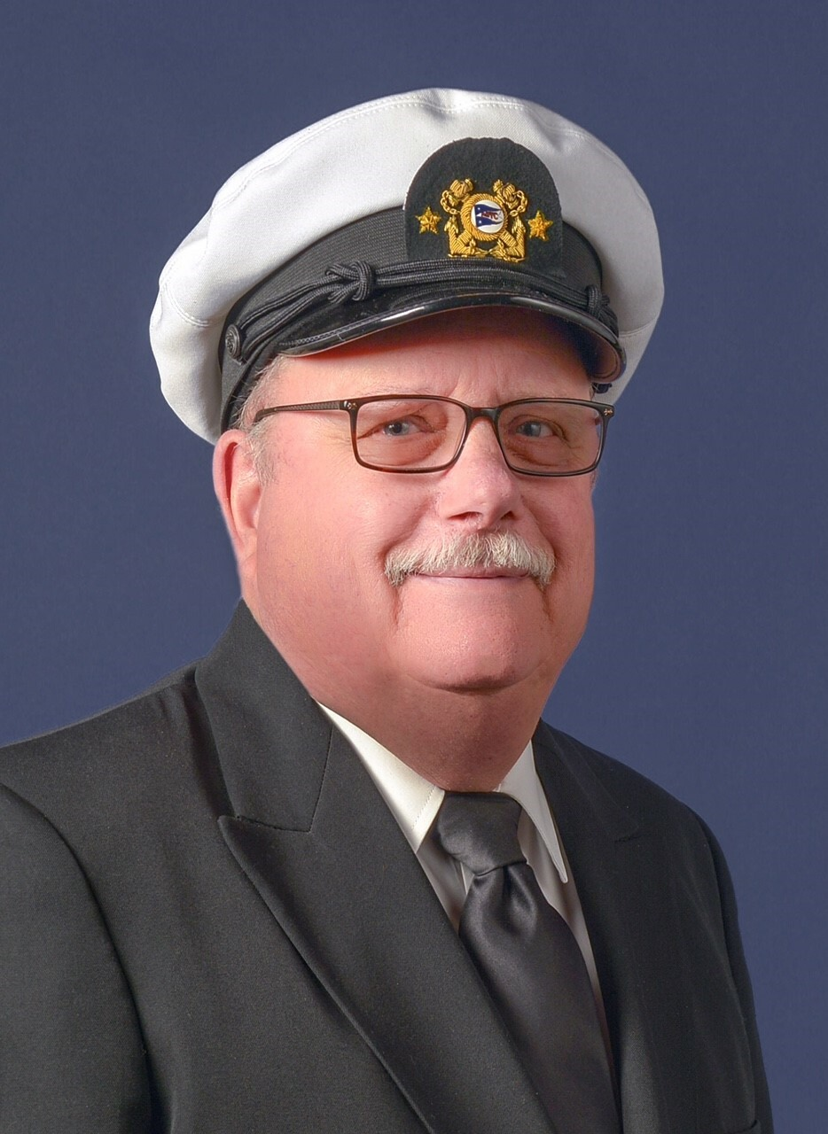 Commodore Jeff Mc Daniel