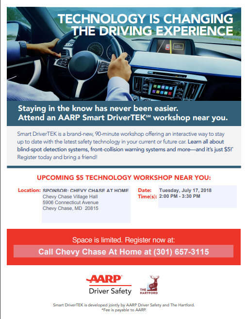 SmartTEK workshop AARP