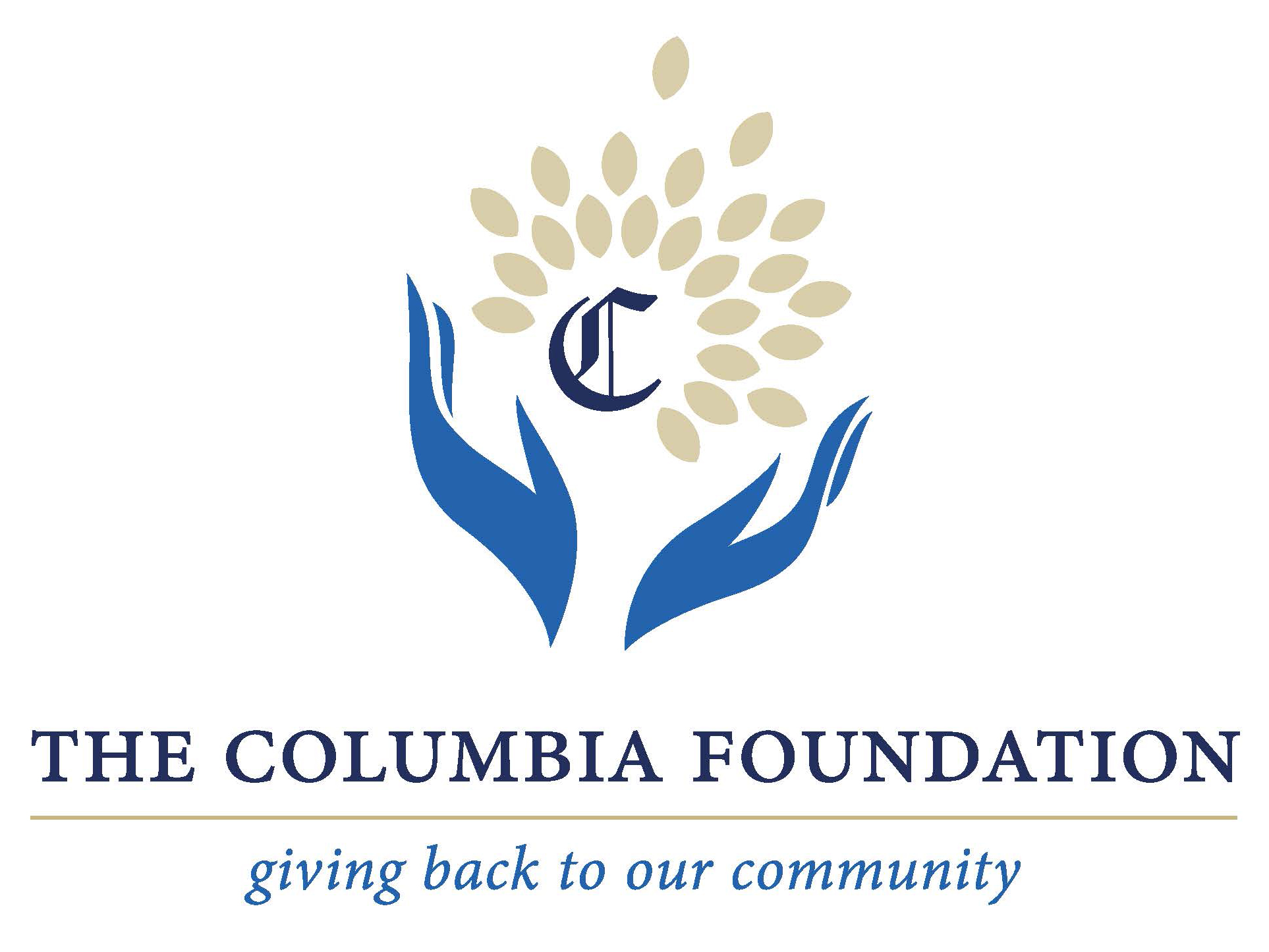 The Columbia Foundation Logo