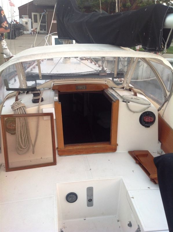 Boat for Sale, Hull #205