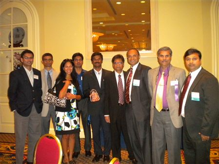 Indo-US Chamber of Commerce of NE-FL was awarded the 2012 Diversity award by the Jacksonville Business Journal.