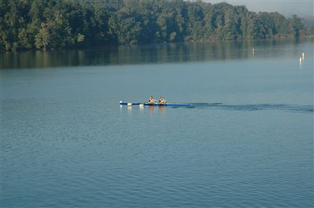 CRC Youth competed in the Tail of the Tiger on Saturday, October 5, and won two Golds (Women's Junior 4X and Mixed Open 2X) and a Silver (Women's Junior 2X).  Also raced and did well in 2X, 1X and 8+.