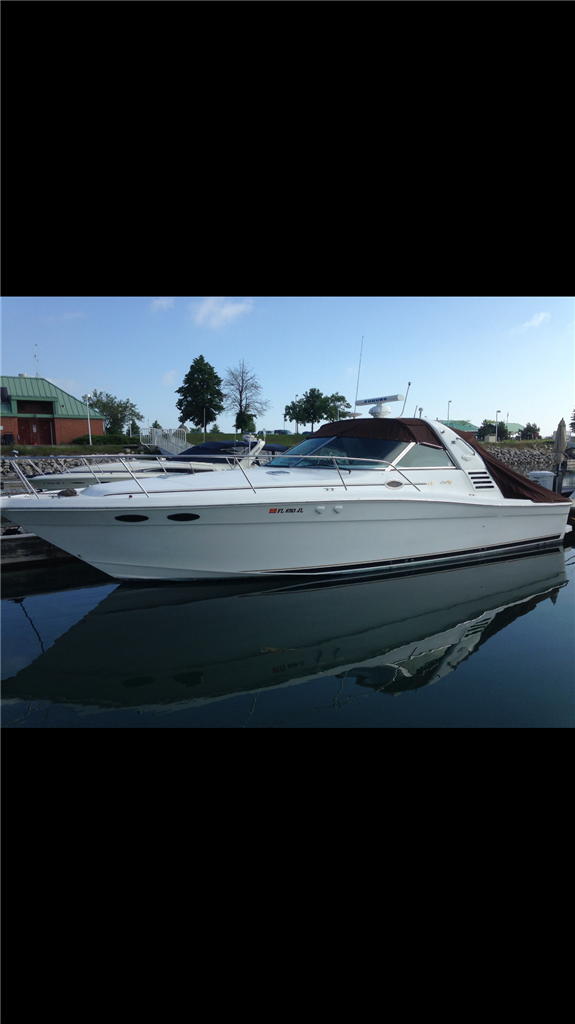 1997Sea Ray 370 EC
