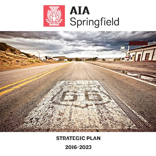 AIA Springfield Strategic Plan 2016-2020