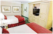 Hotel Sleeping Rooms