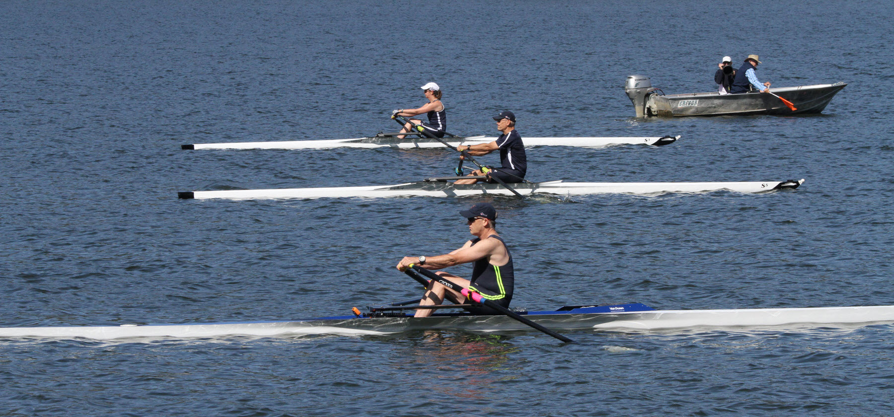 Masters Sculling Summer Berries 2017