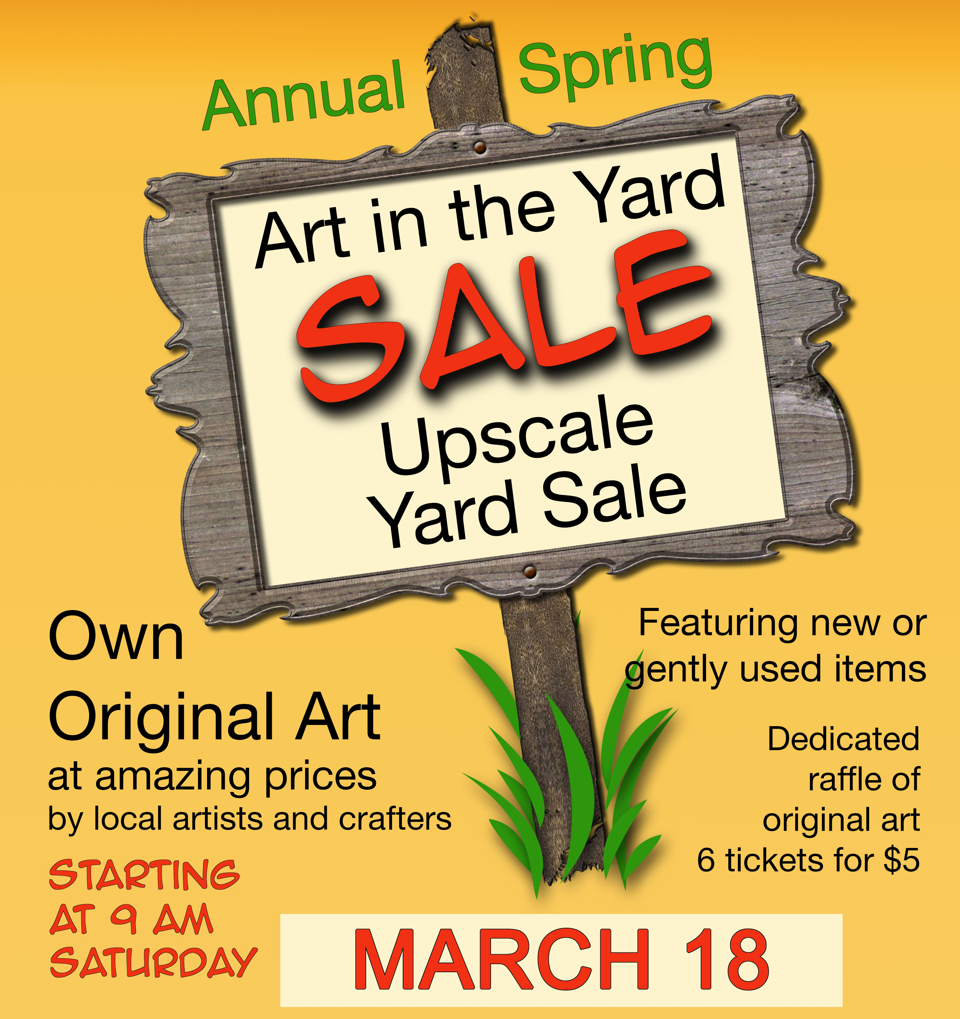 Art in the Yard 2017