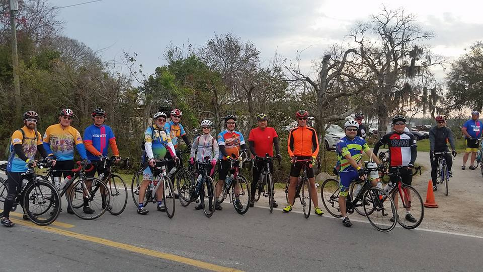 2017 Wrigley Ride Century Riders