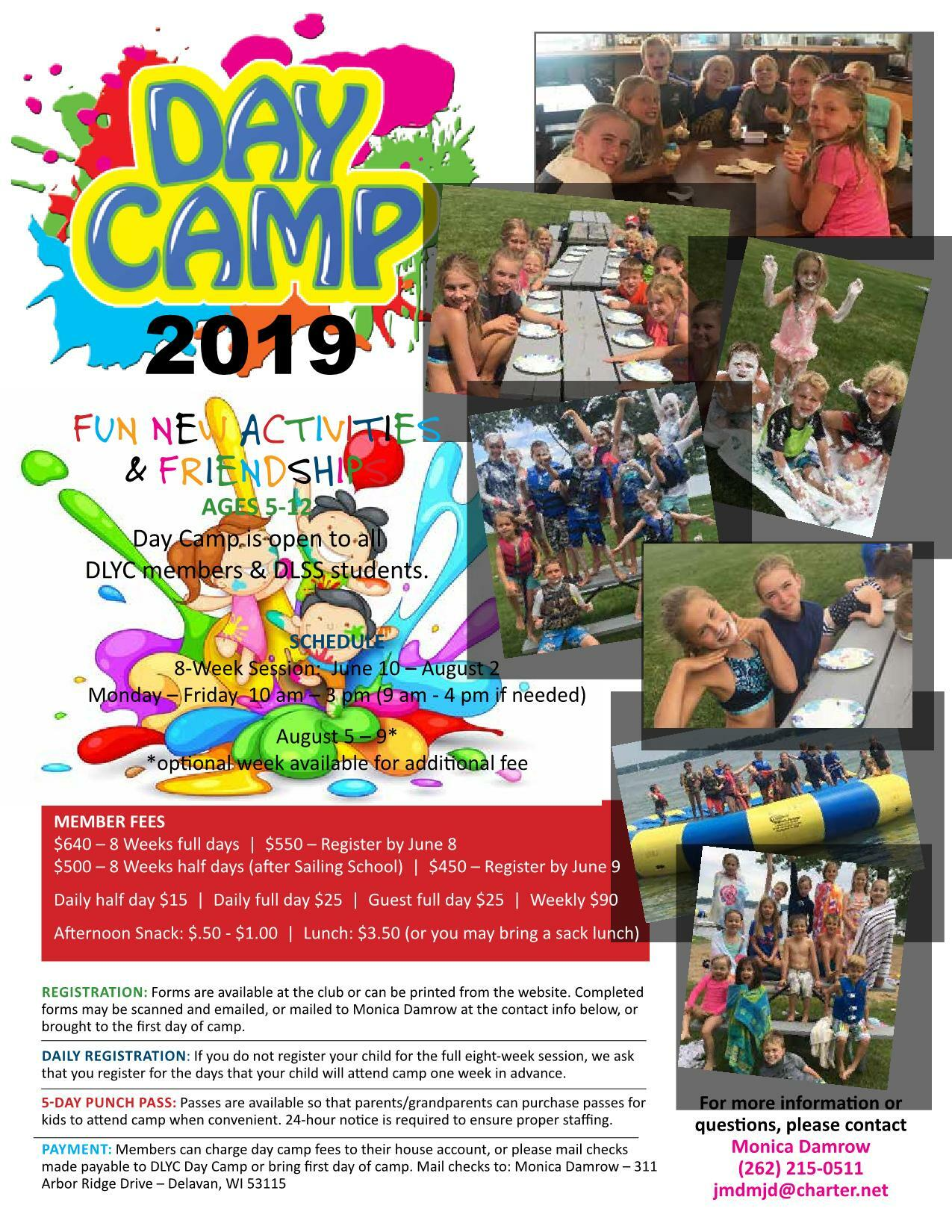 Day Camp 2019