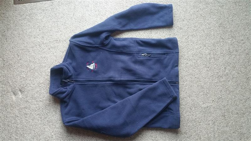 X Inland Fleece - YOUR SAIL #
