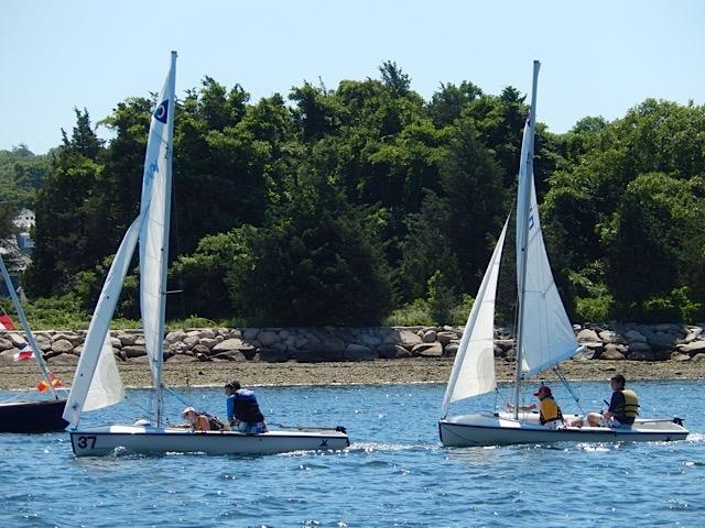 Sailing Programs For Children Chapoquoit Yacht Club