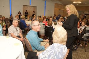 Rabbi Zoe Klein Miles Leads ChaiVillageLA 2nd Anniversary Celebration