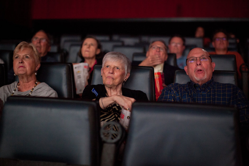 Village Members at the Movies
