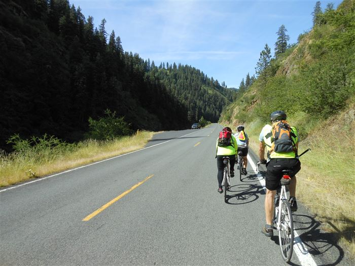 Pictures taken by guest Ken Mercurio on June 21, 2014. Ride started in Harpster.