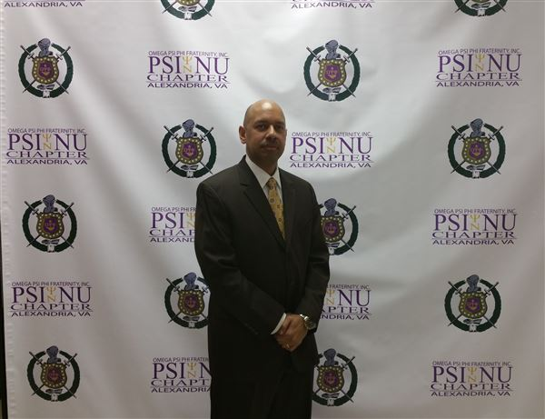 Psi Nu was honored to have Bro. DR Warren fellowship with us for our February chapter meeting.