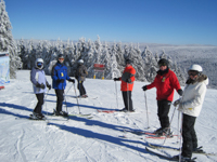 PSCers at Snowshoe