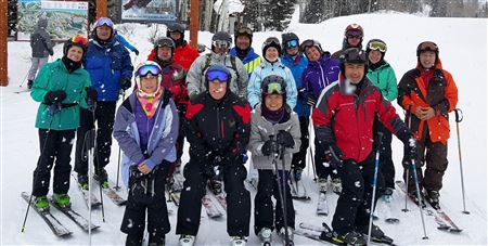 PSCers at Steamboat