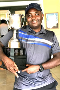 Gerald Tembo - July Champion