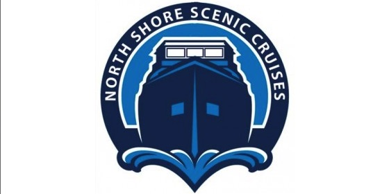 North Shore Scenic Cruises Logo 2x1