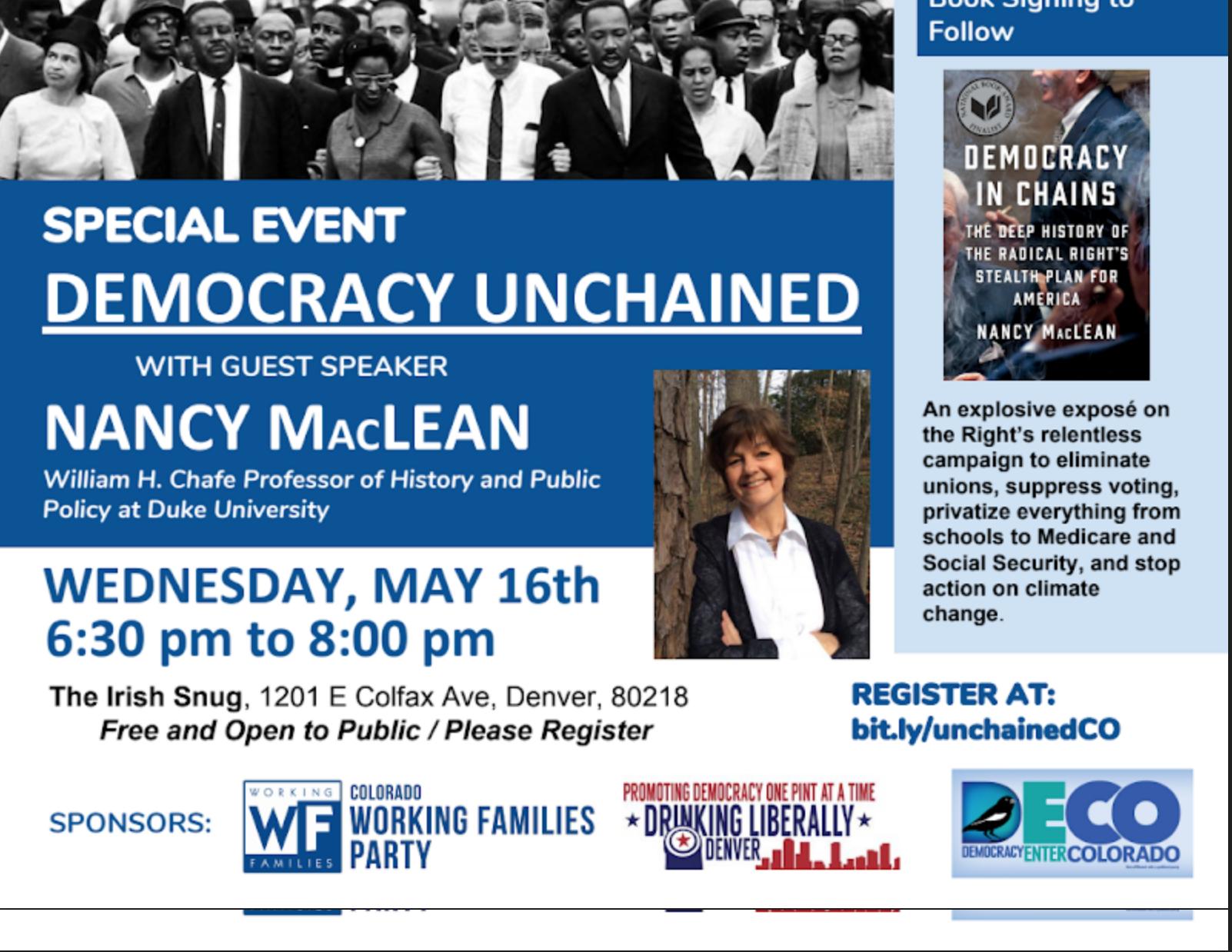 MacLean Flyer May2018