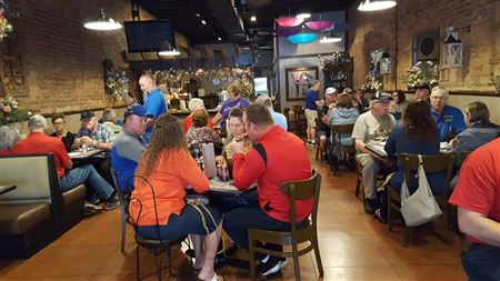 Joint Drive And Dine With The Corvette Lovers Of Owensboro