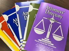 Attorneys' Directory 1/8 Page - click to view details