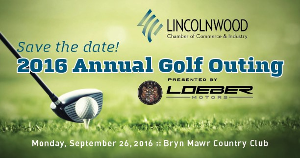 save the date golf 2016