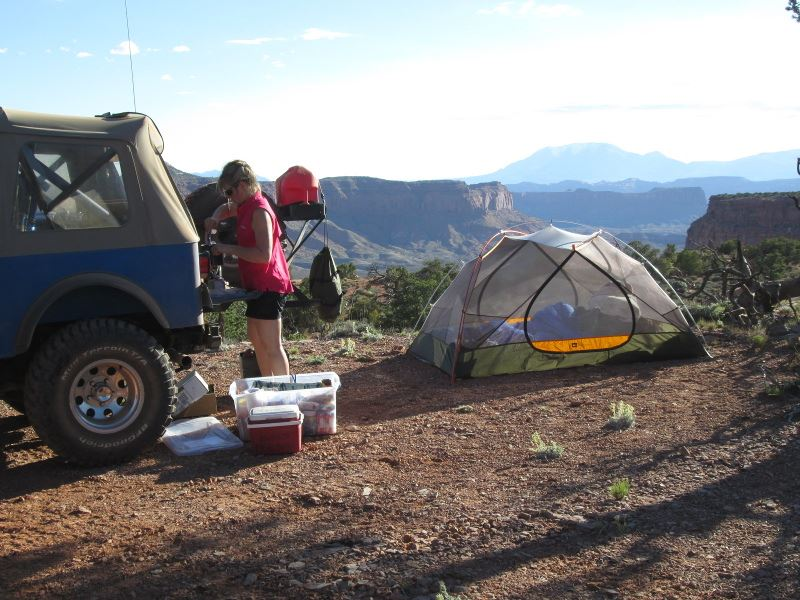 Big Ridge Campsite