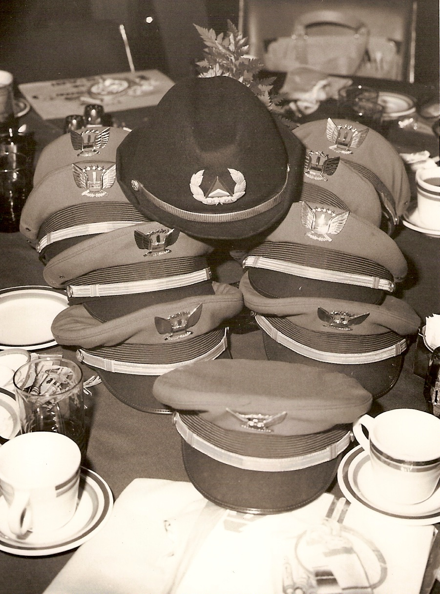 ISA+21 Hats from 1980