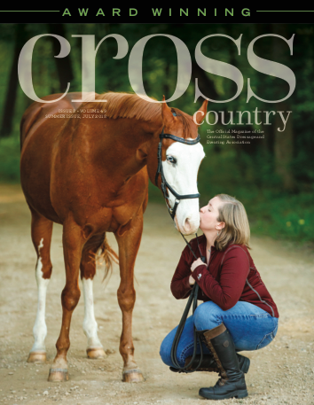Cross Country Cover - 2018 Summer Issue