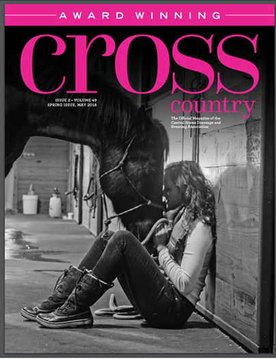 Cross Country Cover - 2018 Spring