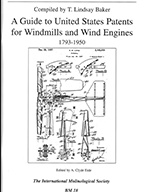 Guide To U.S. Patents For Windmills and Wind Engin - click to view details