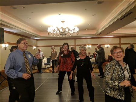 In Nov 2018, MLSC hosted a Member Appreciation Holiday Party to celebrate our members with a DJ, dancing, & full dinner buffet.  With 88 Members attending, we hope to host this event again next year.