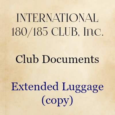 Extended Luggage (copy)