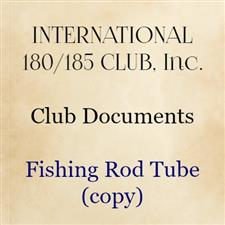 Fishing Rod Tube (copy) - click to view details