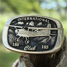 Cast Bronze Belt Buckle - click to view details