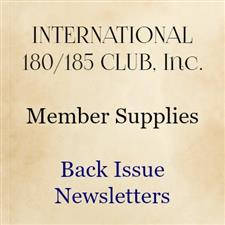 Back Issue Newsletter  - click to view details