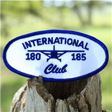 Cloth Club Logo patch - click to view details