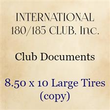 8.50 x 10 Large Tires (copy) - click to view details